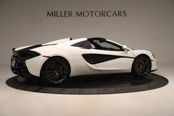 New 2020 McLaren 570S Convertible for sale Sold at Aston Martin of Greenwich in Greenwich CT 06830 7