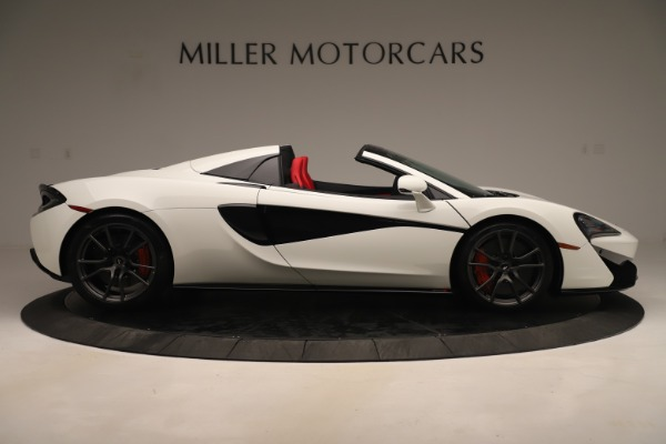 New 2020 McLaren 570S Convertible for sale Sold at Aston Martin of Greenwich in Greenwich CT 06830 8