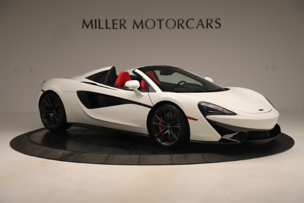 New 2020 McLaren 570S Convertible for sale Sold at Aston Martin of Greenwich in Greenwich CT 06830 9