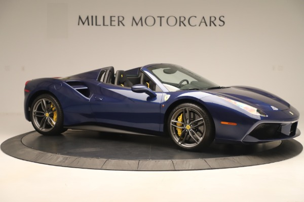 Used 2018 Ferrari 488 Spider for sale $289,900 at Aston Martin of Greenwich in Greenwich CT 06830 10