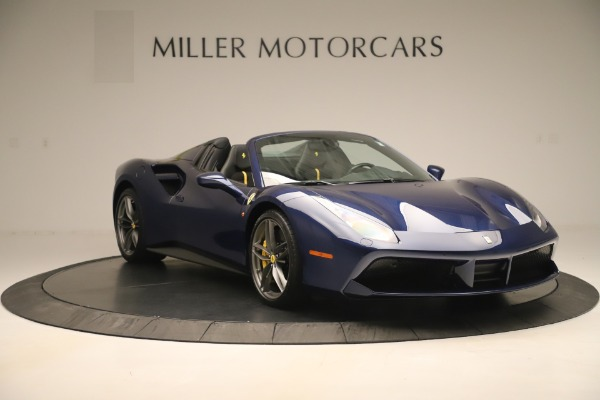 Used 2018 Ferrari 488 Spider for sale $289,900 at Aston Martin of Greenwich in Greenwich CT 06830 11