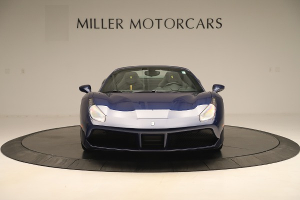 Used 2018 Ferrari 488 Spider for sale $289,900 at Aston Martin of Greenwich in Greenwich CT 06830 12