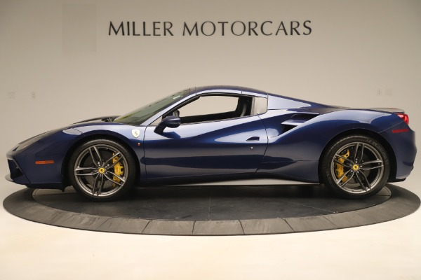 Used 2018 Ferrari 488 Spider for sale $289,900 at Aston Martin of Greenwich in Greenwich CT 06830 14