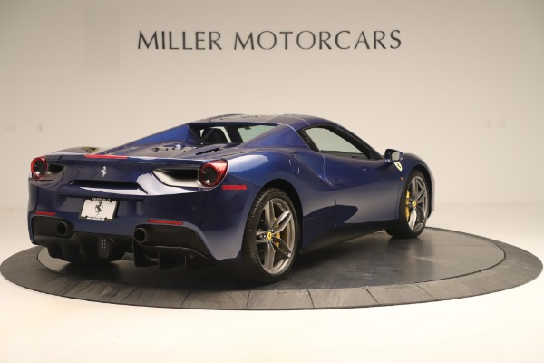 Used 2018 Ferrari 488 Spider for sale $289,900 at Aston Martin of Greenwich in Greenwich CT 06830 16