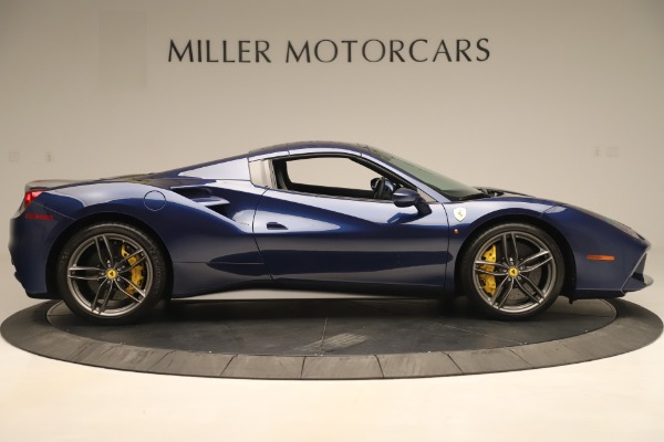 Used 2018 Ferrari 488 Spider for sale $289,900 at Aston Martin of Greenwich in Greenwich CT 06830 17