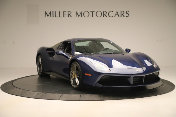 Used 2018 Ferrari 488 Spider for sale $289,900 at Aston Martin of Greenwich in Greenwich CT 06830 18