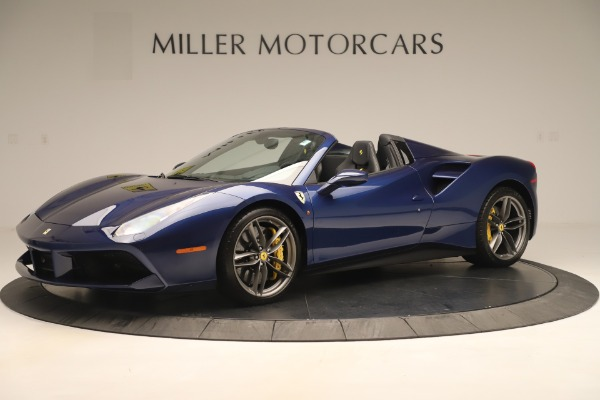Used 2018 Ferrari 488 Spider for sale $289,900 at Aston Martin of Greenwich in Greenwich CT 06830 2