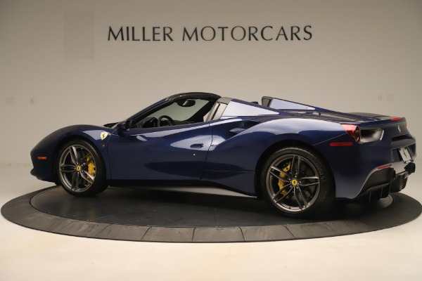 Used 2018 Ferrari 488 Spider for sale $289,900 at Aston Martin of Greenwich in Greenwich CT 06830 4