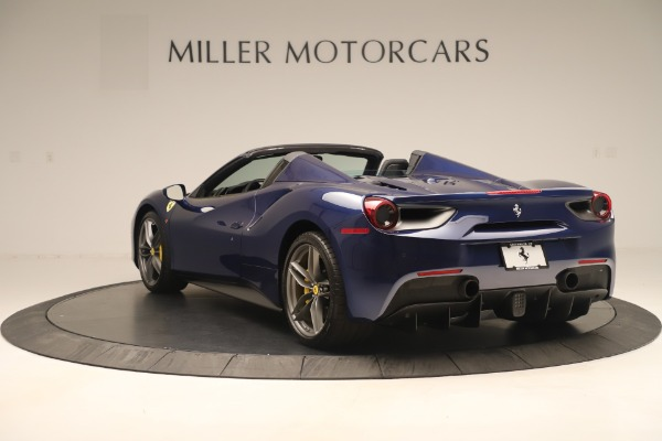 Used 2018 Ferrari 488 Spider for sale $289,900 at Aston Martin of Greenwich in Greenwich CT 06830 5