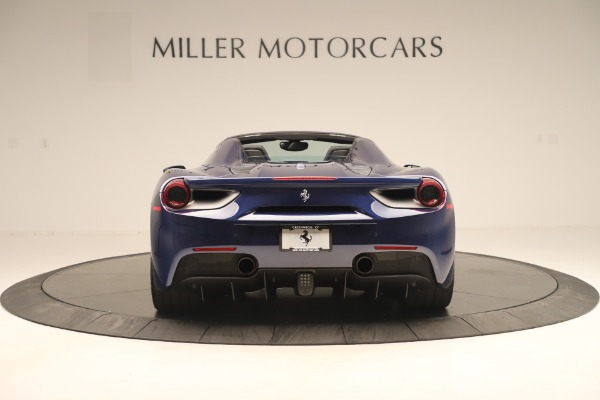 Used 2018 Ferrari 488 Spider for sale $289,900 at Aston Martin of Greenwich in Greenwich CT 06830 6