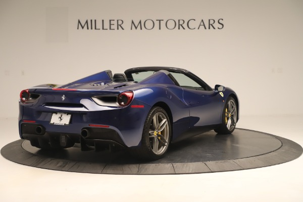 Used 2018 Ferrari 488 Spider for sale $289,900 at Aston Martin of Greenwich in Greenwich CT 06830 7