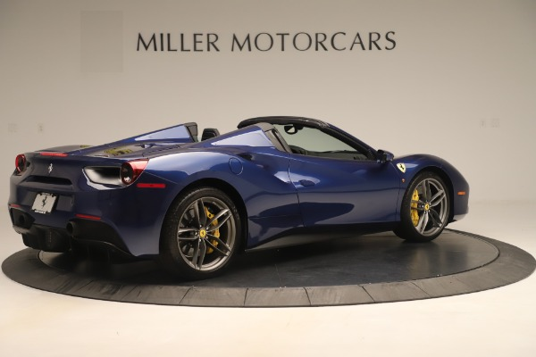 Used 2018 Ferrari 488 Spider for sale $289,900 at Aston Martin of Greenwich in Greenwich CT 06830 8