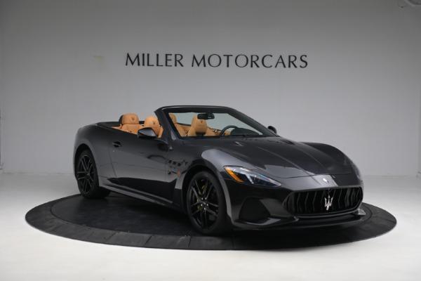 New 2019 Maserati GranTurismo MC Convertible for sale Sold at Aston Martin of Greenwich in Greenwich CT 06830 11