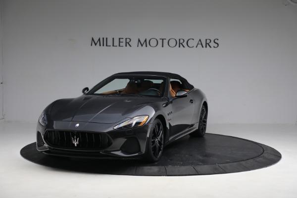New 2019 Maserati GranTurismo MC Convertible for sale Sold at Aston Martin of Greenwich in Greenwich CT 06830 13