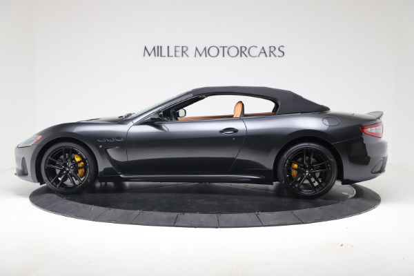 New 2019 Maserati GranTurismo MC Convertible for sale Sold at Aston Martin of Greenwich in Greenwich CT 06830 14