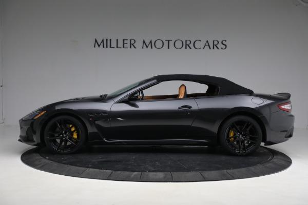 New 2019 Maserati GranTurismo MC Convertible for sale Sold at Aston Martin of Greenwich in Greenwich CT 06830 15