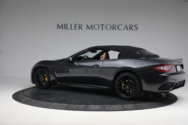 New 2019 Maserati GranTurismo MC Convertible for sale Sold at Aston Martin of Greenwich in Greenwich CT 06830 16