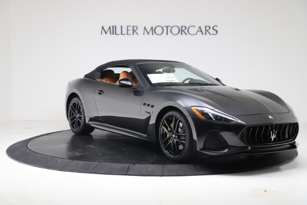 New 2019 Maserati GranTurismo MC Convertible for sale Sold at Aston Martin of Greenwich in Greenwich CT 06830 18