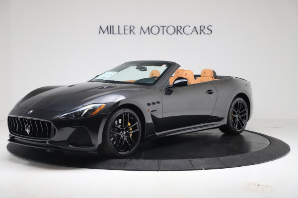 New 2019 Maserati GranTurismo MC Convertible for sale Sold at Aston Martin of Greenwich in Greenwich CT 06830 2