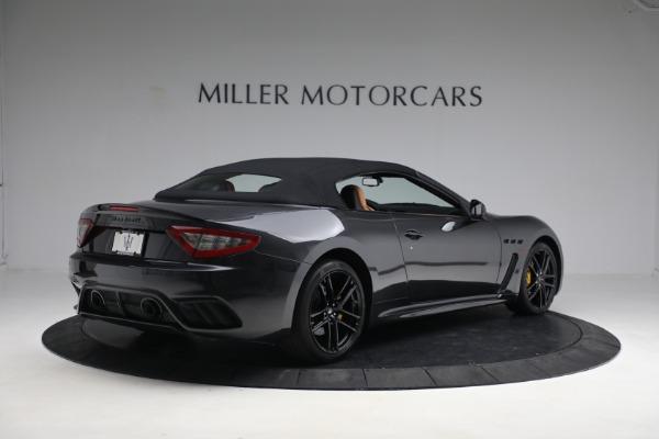 New 2019 Maserati GranTurismo MC Convertible for sale Sold at Aston Martin of Greenwich in Greenwich CT 06830 20