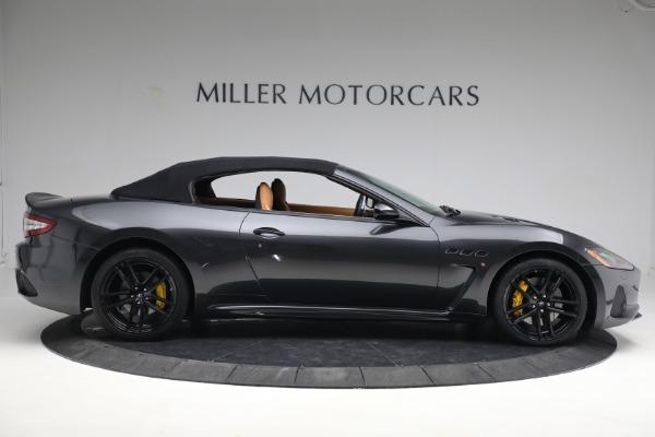 New 2019 Maserati GranTurismo MC Convertible for sale Sold at Aston Martin of Greenwich in Greenwich CT 06830 21