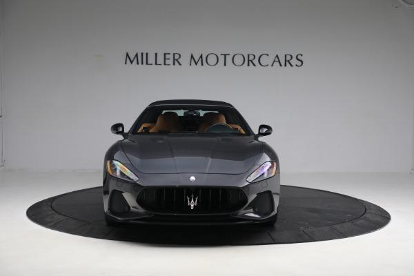 New 2019 Maserati GranTurismo MC Convertible for sale Sold at Aston Martin of Greenwich in Greenwich CT 06830 24