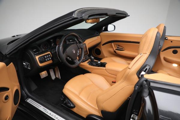 New 2019 Maserati GranTurismo MC Convertible for sale Sold at Aston Martin of Greenwich in Greenwich CT 06830 25