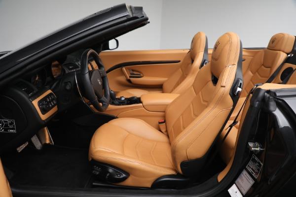 New 2019 Maserati GranTurismo MC Convertible for sale Sold at Aston Martin of Greenwich in Greenwich CT 06830 26