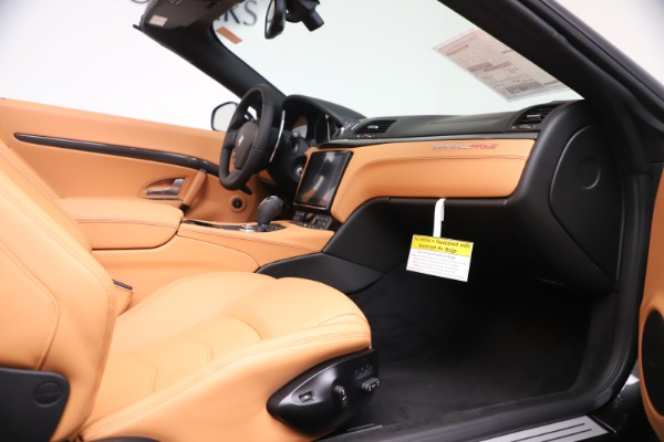 New 2019 Maserati GranTurismo MC Convertible for sale Sold at Aston Martin of Greenwich in Greenwich CT 06830 27