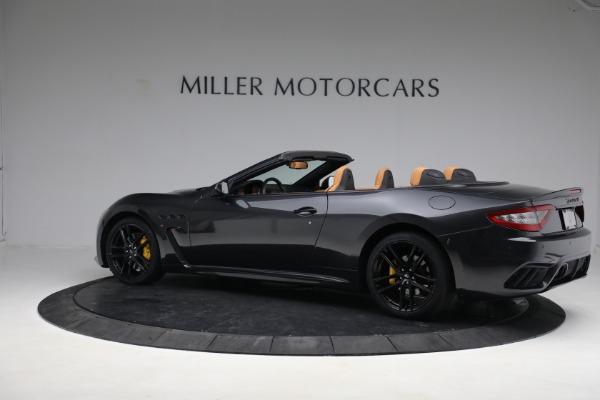 New 2019 Maserati GranTurismo MC Convertible for sale Sold at Aston Martin of Greenwich in Greenwich CT 06830 4