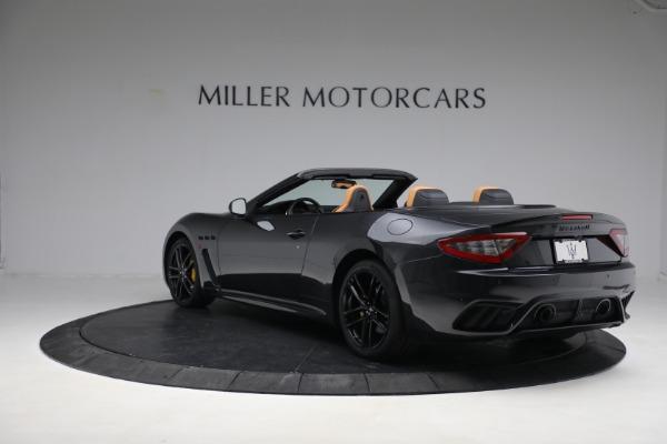 New 2019 Maserati GranTurismo MC Convertible for sale Sold at Aston Martin of Greenwich in Greenwich CT 06830 5
