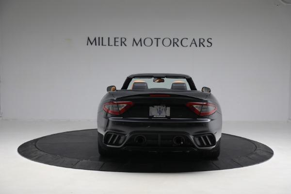 New 2019 Maserati GranTurismo MC Convertible for sale Sold at Aston Martin of Greenwich in Greenwich CT 06830 6