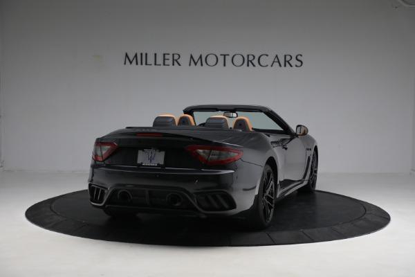 New 2019 Maserati GranTurismo MC Convertible for sale Sold at Aston Martin of Greenwich in Greenwich CT 06830 7