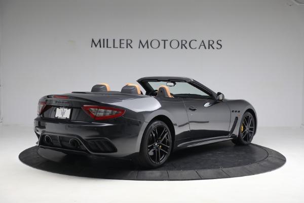 New 2019 Maserati GranTurismo MC Convertible for sale Sold at Aston Martin of Greenwich in Greenwich CT 06830 8