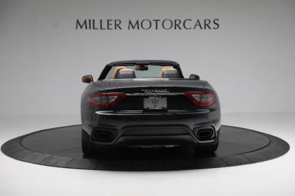 New 2019 Maserati GranTurismo Sport Convertible for sale Sold at Aston Martin of Greenwich in Greenwich CT 06830 14