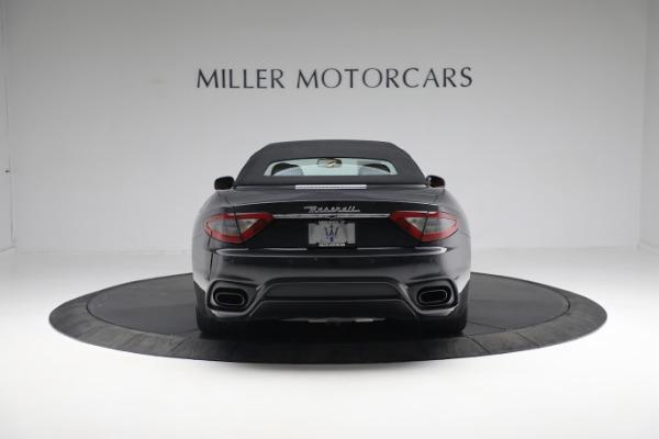 New 2019 Maserati GranTurismo Sport Convertible for sale Sold at Aston Martin of Greenwich in Greenwich CT 06830 5