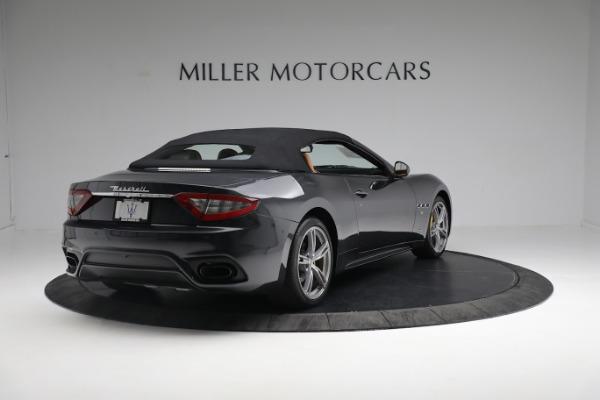 New 2019 Maserati GranTurismo Sport Convertible for sale Sold at Aston Martin of Greenwich in Greenwich CT 06830 6
