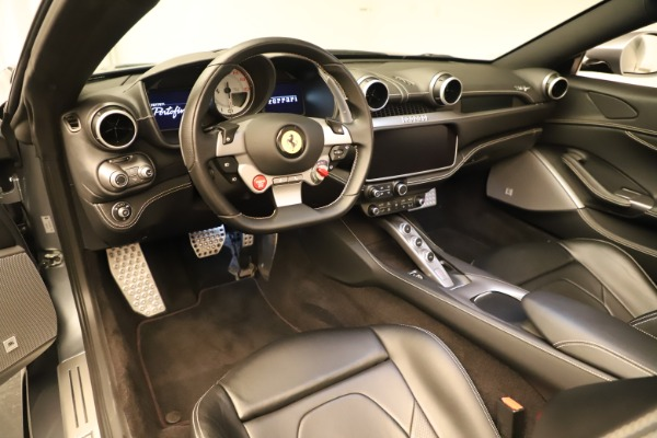 Used 2019 Ferrari Portofino for sale Sold at Aston Martin of Greenwich in Greenwich CT 06830 24
