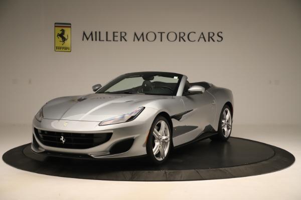 Used 2019 Ferrari Portofino for sale Sold at Aston Martin of Greenwich in Greenwich CT 06830 1