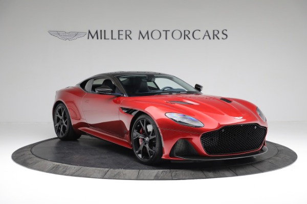 Used 2019 Aston Martin DBS Superleggera for sale Sold at Aston Martin of Greenwich in Greenwich CT 06830 10