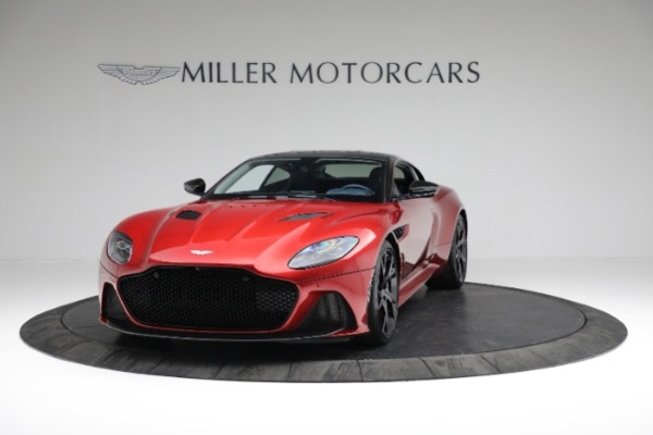 Used 2019 Aston Martin DBS Superleggera for sale Sold at Aston Martin of Greenwich in Greenwich CT 06830 12