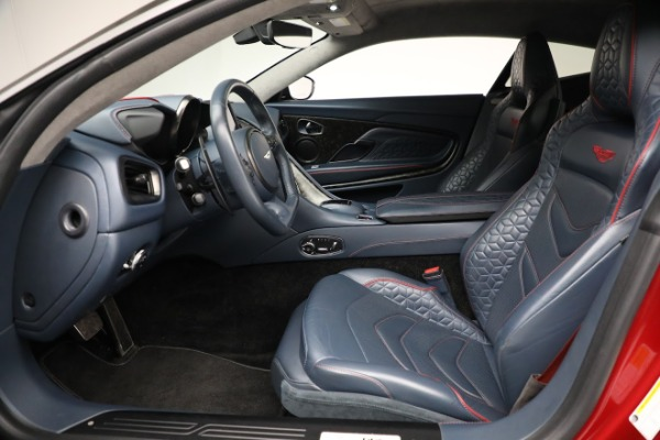 Used 2019 Aston Martin DBS Superleggera for sale Sold at Aston Martin of Greenwich in Greenwich CT 06830 14