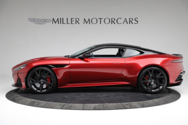 Used 2019 Aston Martin DBS Superleggera for sale Sold at Aston Martin of Greenwich in Greenwich CT 06830 2