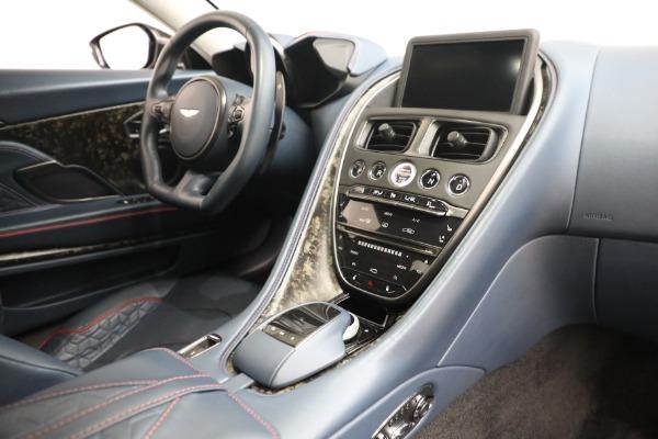 Used 2019 Aston Martin DBS Superleggera for sale $259,900 at Aston Martin of Greenwich in Greenwich CT 06830 22