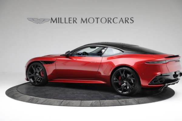 Used 2019 Aston Martin DBS Superleggera for sale Sold at Aston Martin of Greenwich in Greenwich CT 06830 3