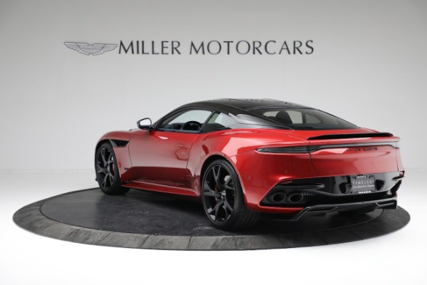 Used 2019 Aston Martin DBS Superleggera for sale Sold at Aston Martin of Greenwich in Greenwich CT 06830 4