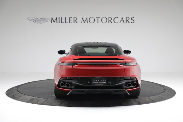 Used 2019 Aston Martin DBS Superleggera for sale Sold at Aston Martin of Greenwich in Greenwich CT 06830 5