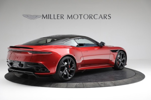 Used 2019 Aston Martin DBS Superleggera for sale Sold at Aston Martin of Greenwich in Greenwich CT 06830 7
