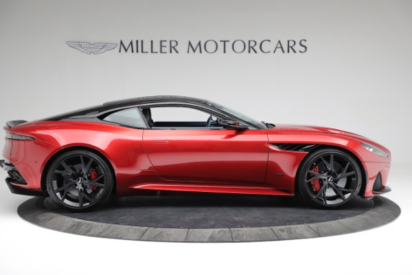 Used 2019 Aston Martin DBS Superleggera for sale Sold at Aston Martin of Greenwich in Greenwich CT 06830 8