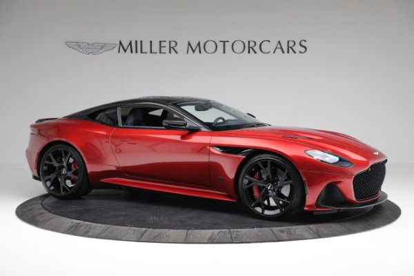 Used 2019 Aston Martin DBS Superleggera for sale Sold at Aston Martin of Greenwich in Greenwich CT 06830 9
